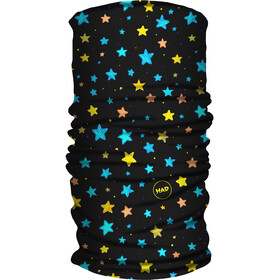 HAD Printed Fleece Neckwear Children blue/black